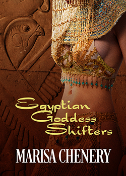 Egyptian Goddess Shifters